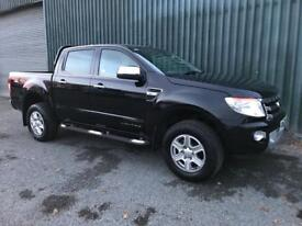 2012(62) Ford Ranger 3.2 Limited - 49600 Miles - Full Ford History