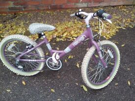 Raleigh Starz 20inch Girls Bike