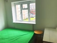 City View Double Room in Hoxton area