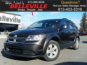 2014 Dodge Journey Canada Value Pkg-has the Balance of a 7 Year
