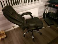 Leather office game chair SWAP for other office chair