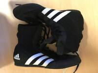 Adidas Boxing boots