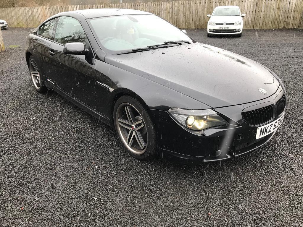 BMW I M Sport Coupe In Newtownabbey County Antrim Gumtree - 645i bmw