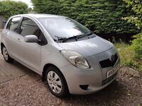 2006 TOYOTA YARIS T3,1.3CC,SERVICE HISTORY,NEW MOT,2 OWNERS,GREAT LITTLE CAR