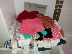 Bundle of Girls 12-18 Girls Clothes