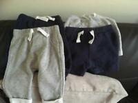 3-6 months shorts and pants