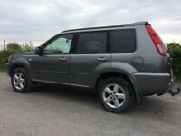 2006 Nissan Xtrail SE FSH Low Mileage SUV - great family car!