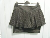 BLACK SKIRT SIZE 14