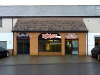 TO LET: Spacious and convenient office or shop suite in Silversprings Centre, Ballymoney