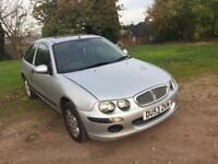 2003 (53) ROVER 25 1400 IMPRESSION 3 DOOR HATCH BACK ONE OWNER AND ONLY 13000 MIES FROM NEW WOW