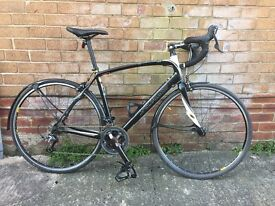2011 Specialized Secteur Comp with upgrades
