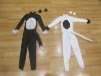 Cat Dance Costumes - Catsuits 1st Position Size 2