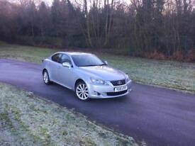 2010 Lexus IS220D Se-I *Low miles* Superb spec*