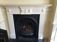 Fireplace (fire surround and / or Insert)