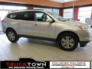 2012 Chevrolet Traverse *REDUCED: LTZ W/HEATED/COOLED LEATHER