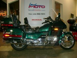 1995 honda GL1500 Goldwing