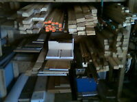 ASSORTED LUMBER  & BUILDING MATERIALS