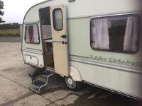 Jubilee Globetrotter caravan