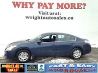 2012 Nissan Altima S| CRUISE CONTROL| A/C| 87,437KMS| $11,997.00