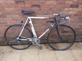 Old Raleigh racing bike