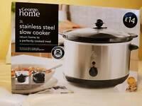 3l Slow Cooker B.N.I.B