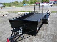 2015 Advantage 5x14  ATV Trailer