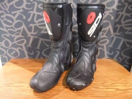 Sidi Vertigo Motorcycle Boots Size 40