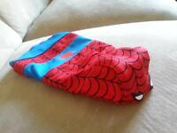 XS adorable spiderman costume