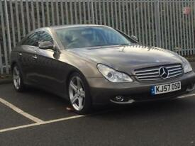 MERCEDES CLS 320D 2008 (57 REG)*£4999*TAN LEATHER INTERIOR*GREAT SPEC*PX WELCOME*DELIVERY