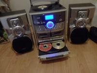 Music centerHi Fi System JDW