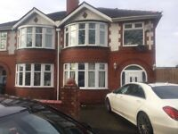 3 Bed house, 2 receptions, close to amenaties, schools, shops, garden, of road parking,Fallowfield,