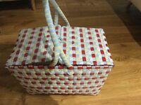 Laura Ashley storage basket
