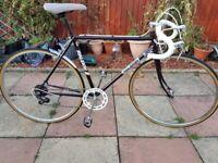 Vintage Retro Raleigh Racing Bike RESTORED