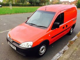 VAUXHALL COMBO CDTI (SIDE LOADING DOOR) ONLY 1 OWNER FROM NEW!!!