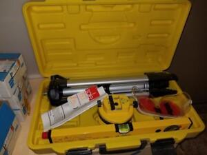 Laser Level Kit - Incomplete - Only $75!