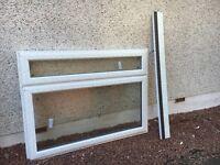 UPVC DOUBLE GLAZED WINDOW FOR SALE