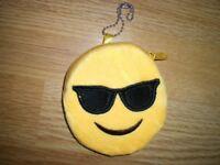 Emoji coin purses