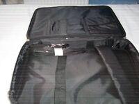 black laptop brand new