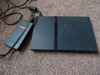 Playstation 2, only £10. Good as a spare console!
