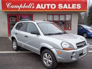 2009 Hyundai Tucson HEATED SEATS!! AIR!! CRUISE!! ALLOYS!! POWER