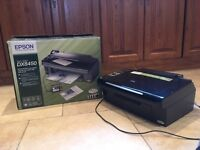 Epson DX8450 all-in-one colour Printer, scanner and copier