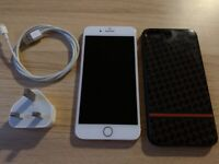 iPhone 8 Plus 64GB ROSE neverlocked grade A excellent condition