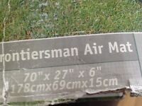 Rubber Single Air Mat