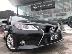 2015 Lexus ES 350 Touring Pkg Navigation Backup Cam Power Sunroo