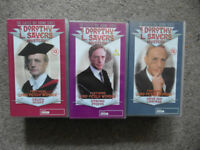 Three Lord Peter Wimsey Cassettes