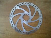 Hayes 203 mm disc