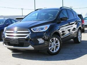 2017 Ford Escape SE Moon Roof, Alloys, AWD, 1.5L Ecoboost