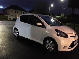 2013 Toyota Aygo Fire for sale.