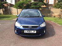 Ford C-Max AUTO Full 1 Years MOT Fll Service