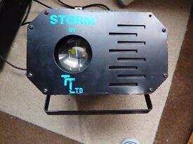STORM FX RGB DISCO LIGHT